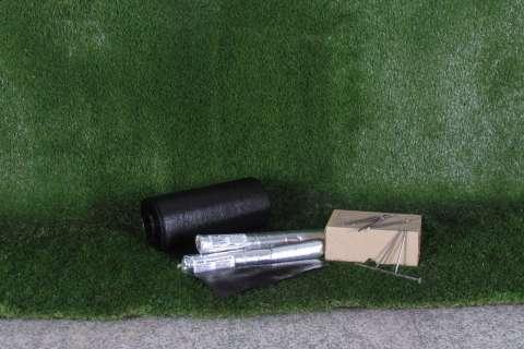 Kit Posa Erba-Sintetica: colla 1,2kg + 10 mt. Banda + Chiodi e Taglierino